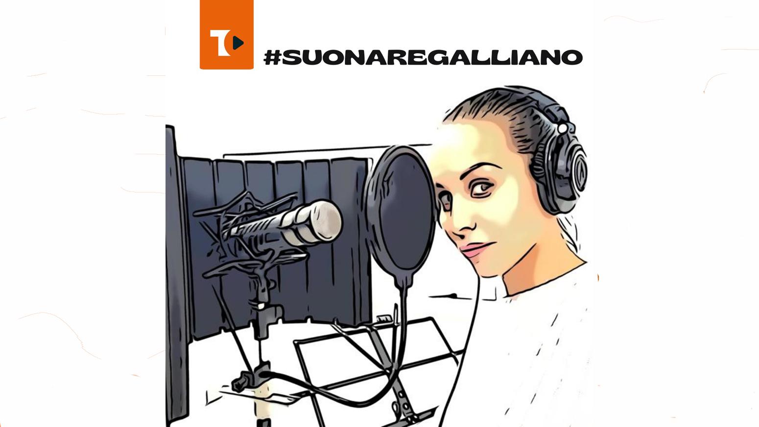 #suonaregalliano